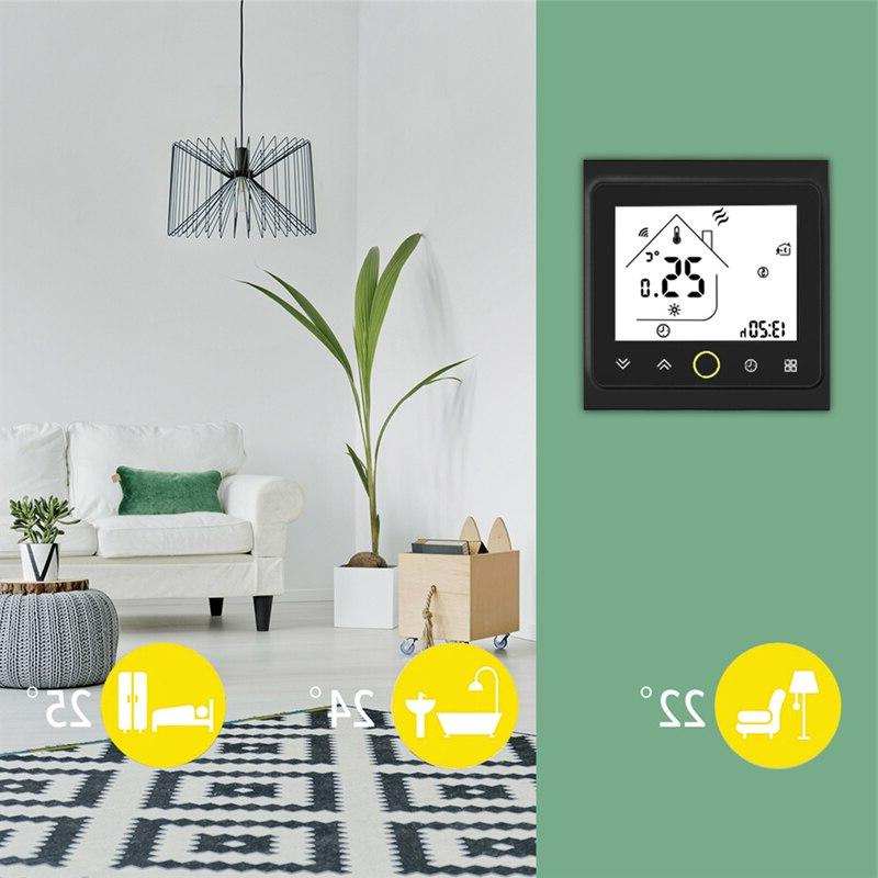 WiFi Smart Controller Heating with Google <font><b>Home</b></font>