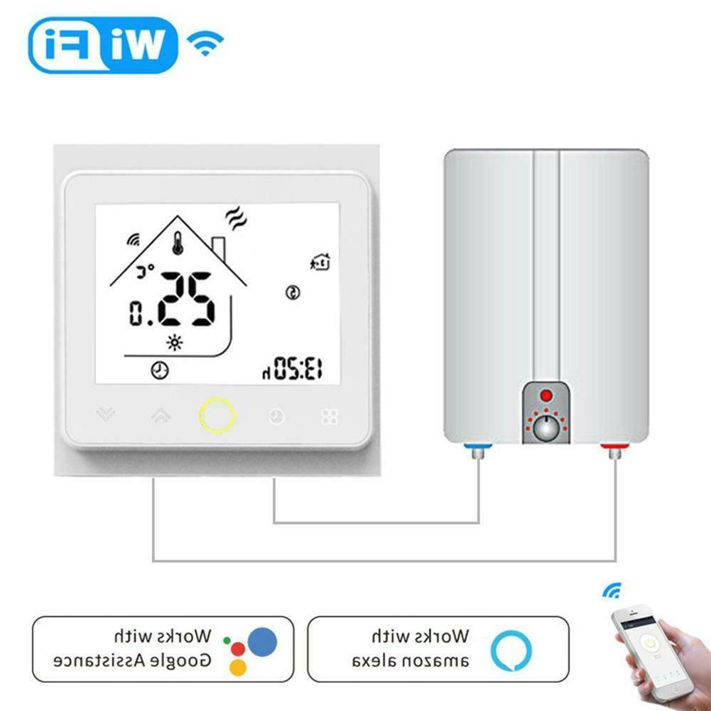 WiFi Thermostat Temperature Controller Google