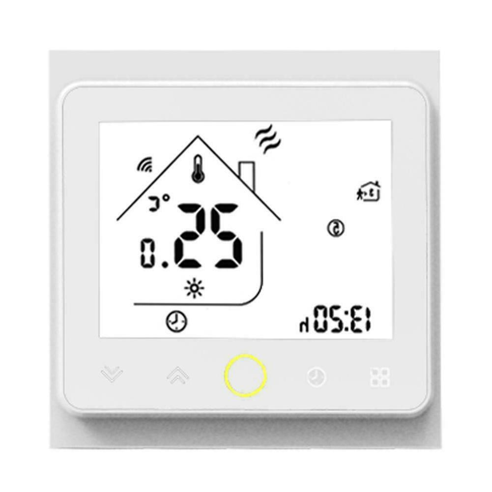 wifi smart thermostat temperature controller works