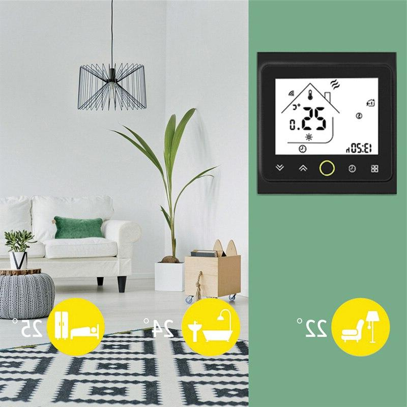 WIFI <font><b>Thermostat</b></font> Water Temperature Alexa Google <font><b>Home</b></font>