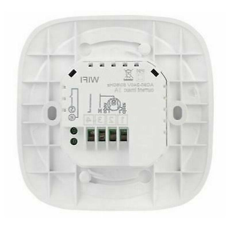 WiFi Thermostat Electric Heating Smart Remote For Google