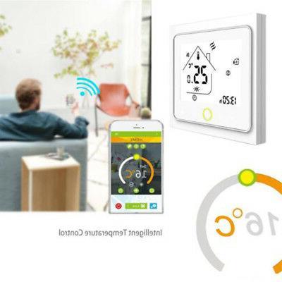 WiFi Thermostat Floor Boiler Alexa Google New