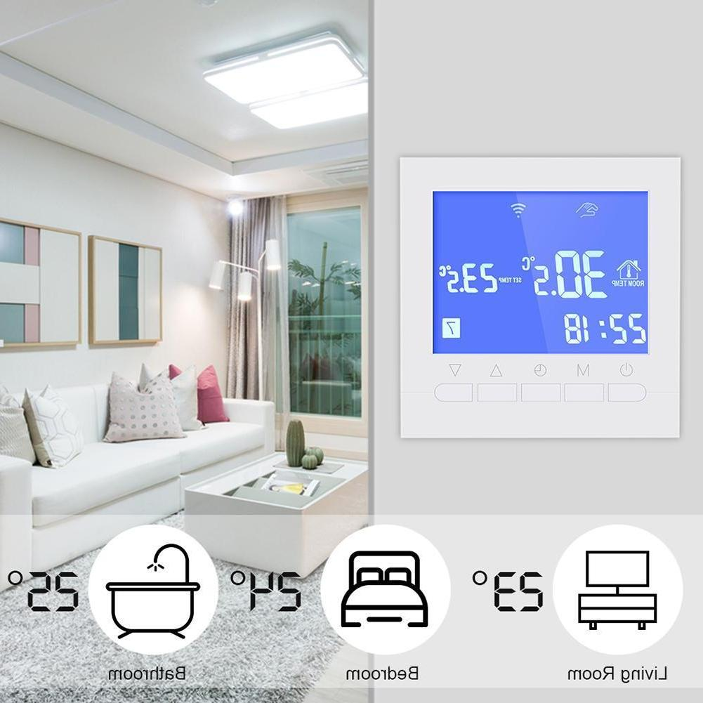 WiFi Thermostat Temperature Google