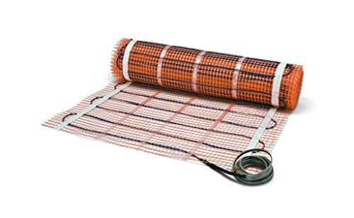 x radiant floor warming mat