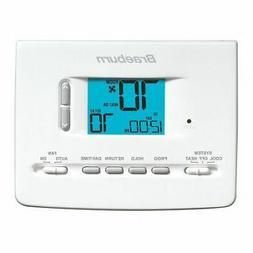 BRAEBURN 2020NC Low Voltage Thermostat,18 to 30VAC