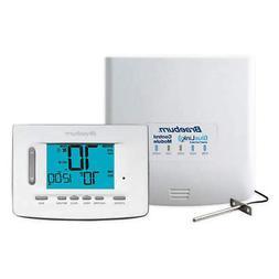 BRAEBURN Low Voltage WiFi Thermostat,18 to 30VAC, 7500, Whit