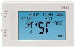 LUX TX9600TS 7-Day Programmable Touch Screen Thermostat