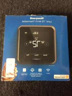 Honeywell Lyric T5 RCHT8610WF Programmable Thermostat - Blac