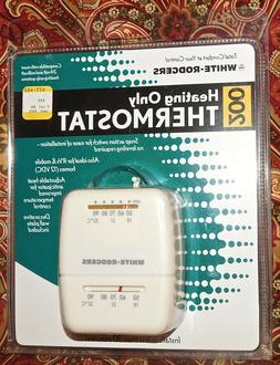 manual thermostat heat only home mobile home