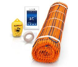 SunTouch Radiant Floor Heating TapeMat Kit Included Programm