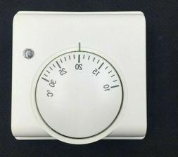 mechanical gas boiler heating thermostat temperature control