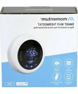 Momentum Meri Smart Wifi Thermostat Stay In Control Of Your