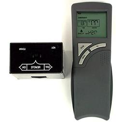 Rasmussen Millivolt Wireless On/Off With Thermostat Remote A
