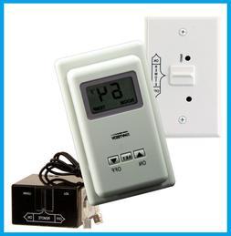 SKYTECH Model TS/R-2-A Wireless Thermostat Fireplace Control