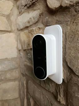 Nest Hello Doorbell Wall Plate   45° degree Angle Mount Kit