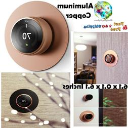 Nest Learning Thermostat 3rd Generation Wall Plate Covers Br