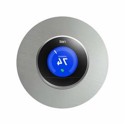 NEST THERMOSTAT WALL PLATE Fits Generation 1, 2, 3, E Nest 6