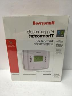 New & Sealed - Honeywell Programmable Thermostat 5-2 Day Cyc