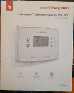 New! Honeywell Home Programmable Thermostat!