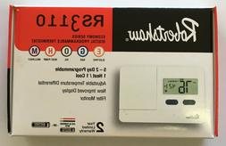 NEW NEVER INSTALLED ROBERTSHAW RS3110 DIGITAL PROGRAMMABLE T