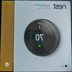 *NEW SEALED* Nest Learning Smart Thermostat 3rd Generation H