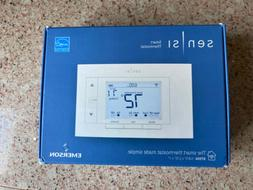 Emerson ST55 Sensi Wi-Fi Smart Thermostat White New Factory Sealed