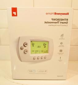 NEW Honeywell Smart WiFi Thermostat RTH6580WF Amazon Alexa