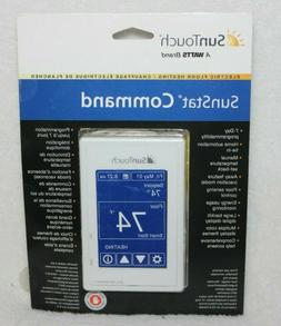 New! SunTouch Sunstat Command 7-Day Programmable Thermostat