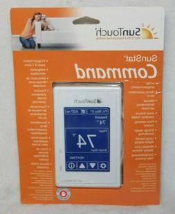 NEW  SunTouch SunStat Command 7 Day Programmable Thermostat