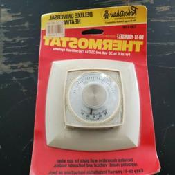 NOS Vintage Robertshaw Thermostat NIP SEALED IN PACKAGE