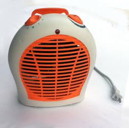 Portable Electric Space Heater Small Fan for Home Room Offic