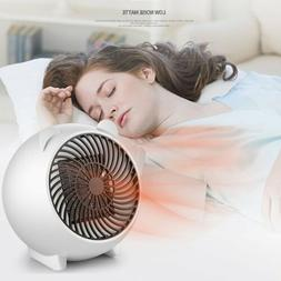 Portable Silent Electric Fan Heater Hot Thermostat For Home