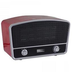 Comfort Zone Ceramic Space Heater Portable Desk Thermostat S