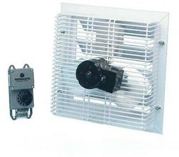 Handy Home Products Power Ventilation Fan with Thermostat