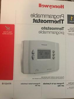 Programmable Thermostat Set Point 1 Week, Heat & Cool 24 V B