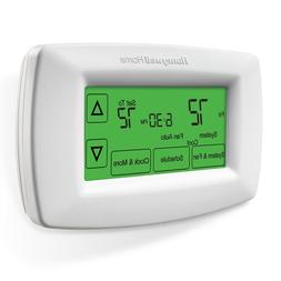 Programmable Thermostat Touchscreen Display Auto Change Cloc