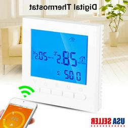 Programmable WiFi Thermostat Temperature Controller Electric