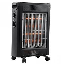 FDW Quartz & Convection Radiant Home Office Space Thermostat