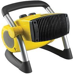 Lasko 1500 Watt QUIET PORTABLE Utility CERAMIC Heater with A