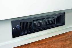 Quiet Toe Kick Heater Qmark Qts1500t, Instant Heat 120 Volt