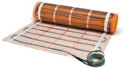 Radiant Foot Mat Floor Warming Heated Pad Feet Warmer Electr