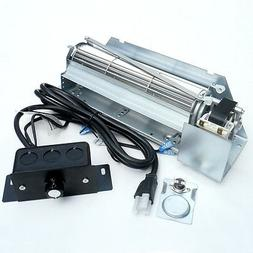 Replacement Gas Fireplace Blower Fan Kit FBK-250 for Lennox
