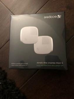Ecobee Room Sensors 2 Pack Smart Home Thermostat Adjuster HV