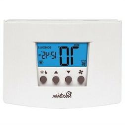 robertshaw rs4110 heat pump/single stage 1 heat/1 cool digit