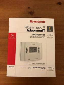 Honeywell RTH221B1021/E1 RTH221B1021/A 1 Week Programmable T