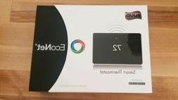 "Rheem Ruud UETST700SYS EcoNet Gen 3 Smart Thermostat 4.3"" LC"