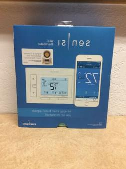 Sensi Emerson Wi-Fi Thermostat Model ST55 For Smart Home !