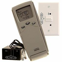 SKYTECH SKY-3301 Fireplace Remote Control with Timer/Thermos
