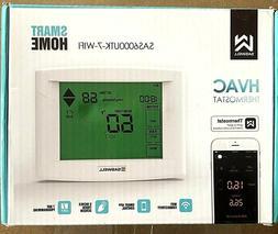 SASWELL Smart Home HVAC Wi-Fi Thermostat SAS6000UTK-7-WIFI w