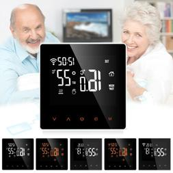 Smart Heating Thermostat LCD Temperature Controller APP Cont